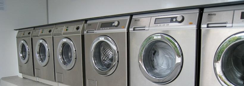 Producten voor wasserijen